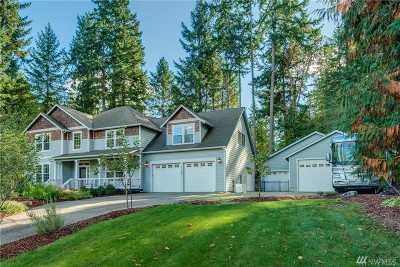 Gig Harbor Single Family Home For Sale: 7108 45th St Ct NW