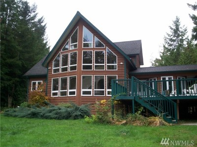 Mason County Rental For Rent: 20 E Scenic View Rd