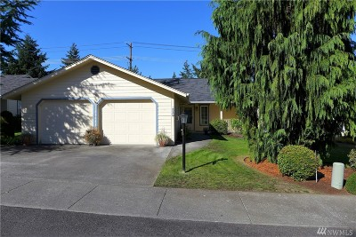 Centralia Single Family Home For Sale: 119 Robert Frost Dr