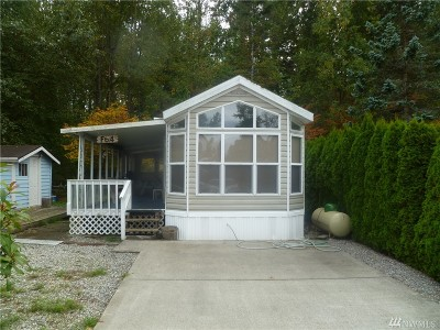 Mobile Home For Sale: 5001 Bay Rd #F-64