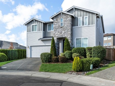 Maple Valley Single Family Home For Sale: 25446 SE 276th Ct