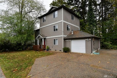 Lynnwood Single Family Home For Sale: 4124 164th St SW