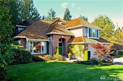 Gig Harbor Single Family Home For Sale: 2414 20th Av Ct NW