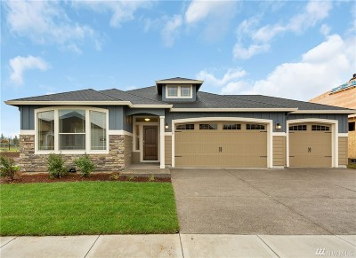 Port Orchard Single Family Home For Sale: 4896 Castleton Rd SW