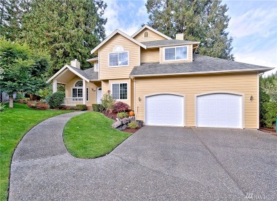 Kirkland Single Family Home For Sale: 13114 NE 70th Dr