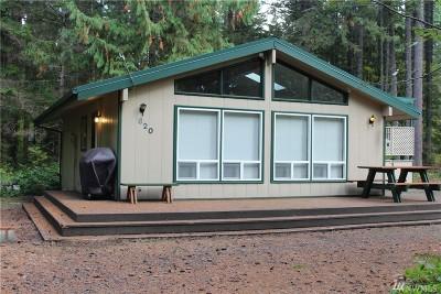 Mason County Single Family Home For Sale: 820 N Potlatch Dr