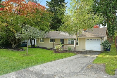 Bothell Single Family Home For Sale: 19012 35th Ave SE