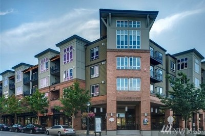 Issaquah Condo/Townhouse For Sale: 1840 25th Ave NE #S-202