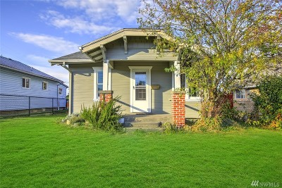 Tacoma Single Family Home For Sale: 2215 S 17th St