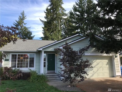 Lacey Single Family Home For Sale: 5700 58th Ct SE