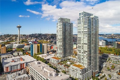 Seattle Condo/Townhouse For Sale: 588 Bell St #216S