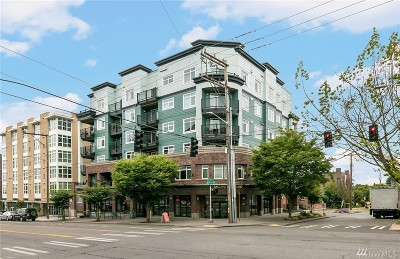 Seattle Condo/Townhouse For Sale: 5615 24th Ave NW #65