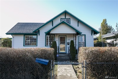 Single Family Home Sold: 7228 S Prospect St