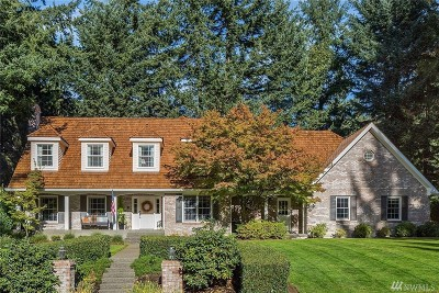 Gig Harbor Single Family Home For Sale: 12912 Muir Dr NW