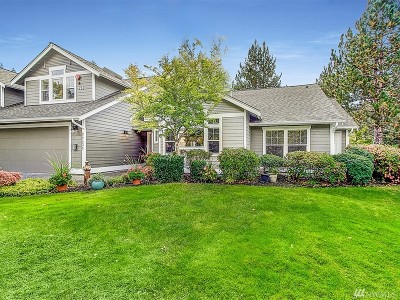 Issaquah Condo/Townhouse For Sale: 22435 SE Highland Lane