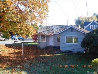 Everett Single Family Home For Sale: 4201 Grand Ave