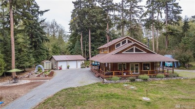 Coupeville Single Family Home Sold: 1359 Hawthorne Place