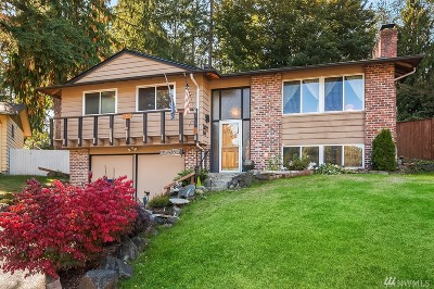 Federal Way Single Family Home For Sale: 2617 S 301st St