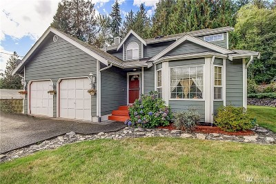Bonney Lake Single Family Home For Sale: 8426 214th Ave E
