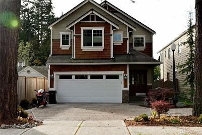 Shoreline Single Family Home For Sale: 18349 Ashworth Ave N