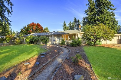 Puyallup Single Family Home For Sale: 12403 94th Ave E