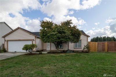 Spanaway Single Family Home For Sale: 19919 13th Ave E