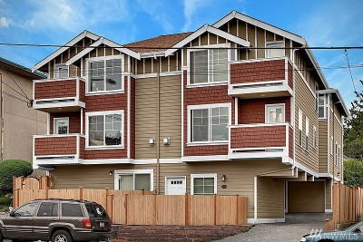 Seattle Rental For Rent: 1006 N 45th St #B