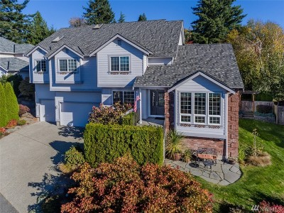 Newcastle Single Family Home For Sale: 11319 86th Place