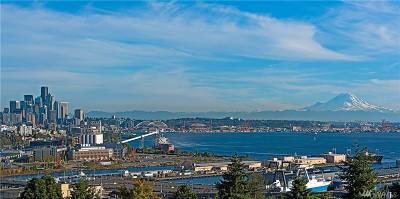 Seattle Single Family Home For Sale: 2414 W Crockett St