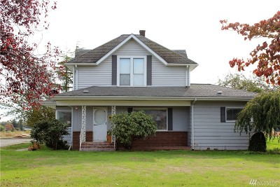 Custer Single Family Home For Sale: 2747 Creasy Rd