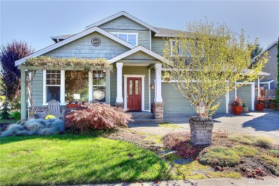 Puyallup Single Family Home For Sale: 1133 23rd St NW