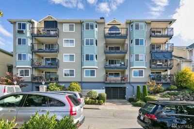 Condo/Townhouse Sold: 8720 Phinney Ave N #11