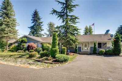Puyallup Single Family Home For Sale: 6722 106th St Ct E
