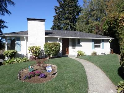 Seattle Rental For Rent: 5505 Princeton Ave NE