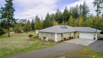 Olympia Single Family Home For Sale: 9030 Hunter Point Rd NW