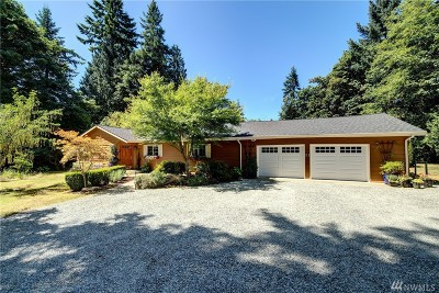 Redmond Single Family Home For Sale: 7117 232nd Ave NE