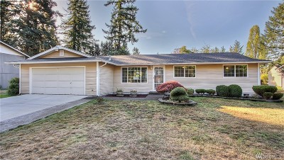 Olympia Single Family Home For Sale: 8515 9th Ave SE