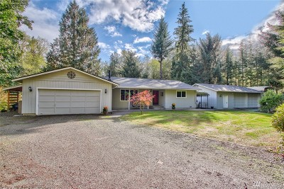 Sedro Woolley Single Family Home For Sale: 4895 Ida Dr