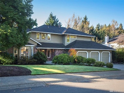 Sammamish Single Family Home For Sale: 22229 21st Wy
