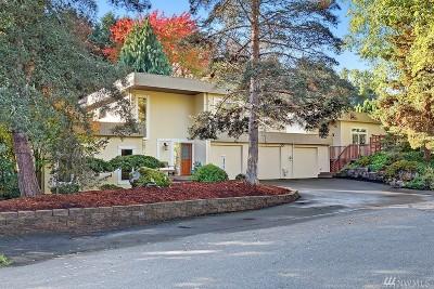 Redmond Single Family Home For Sale: 17815 NE 125th St