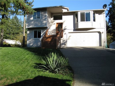 Spanaway Single Family Home For Sale: 19705 67th Ave E