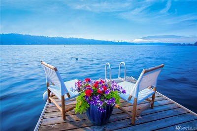 Bellevue Single Family Home For Sale: 5465 Pleasure Point Lane SE