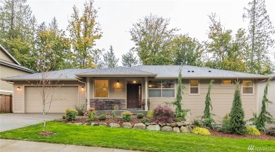 Bellingham Single Family Home For Sale: 1207 Creekwood Lane