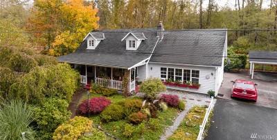 Blaine Single Family Home For Sale: 9544 Harvey Rd