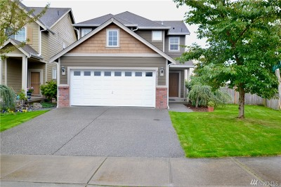 Puyallup Single Family Home For Sale: 18629 115th Ave E