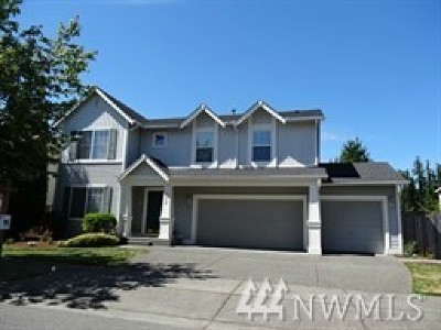 Maple Valley Single Family Home For Sale: 23426 SE 263rd St