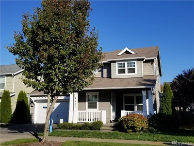 Lacey Single Family Home For Sale: 7140 Prism St SE