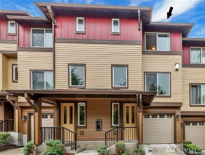 Bothell Rental For Rent: 2115 201st Place SE #E3