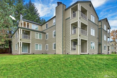Bothell Condo/Townhouse For Sale: 20326 Bothell Everett Hwy #G301