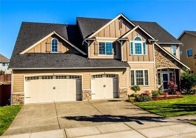 Graham Single Family Home For Sale: 22901 81st Av Ct E